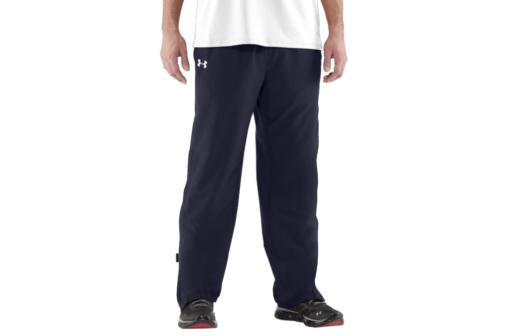 Under Armour Powerhouse Cuffed Pant Midnight Navy/White-30