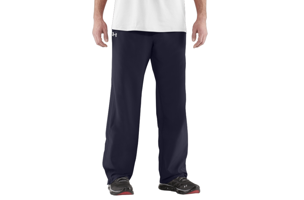 Under Armour Powerhouse Woven Pant Midnight Navy/White-30