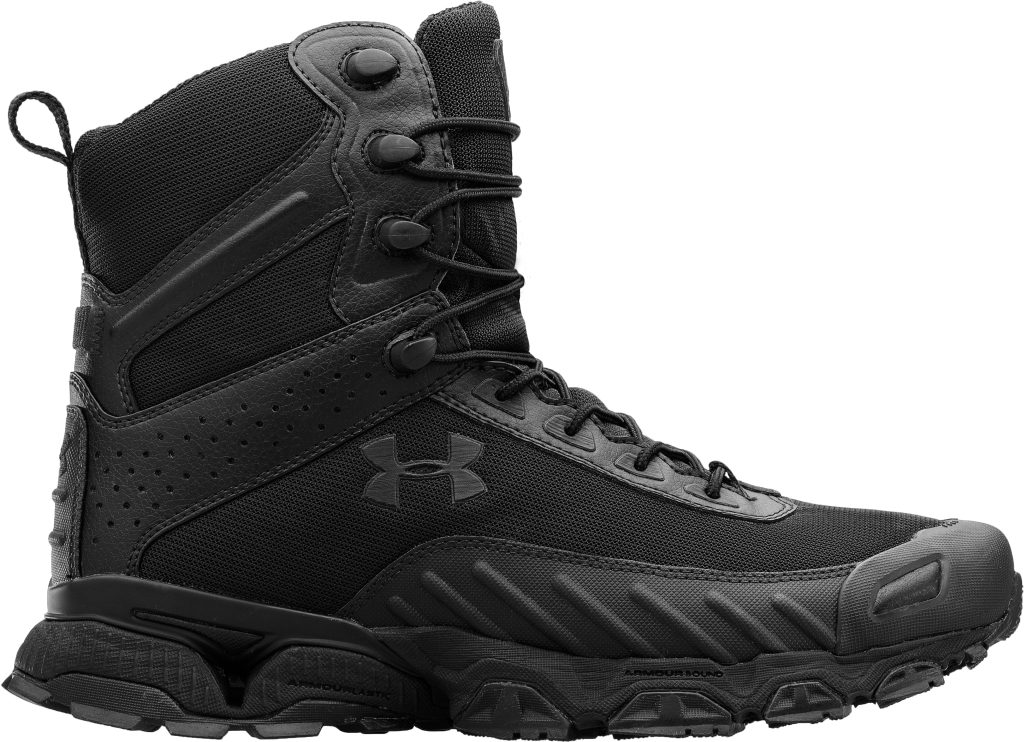 Under Armour Valsetz Side Zip Black-30