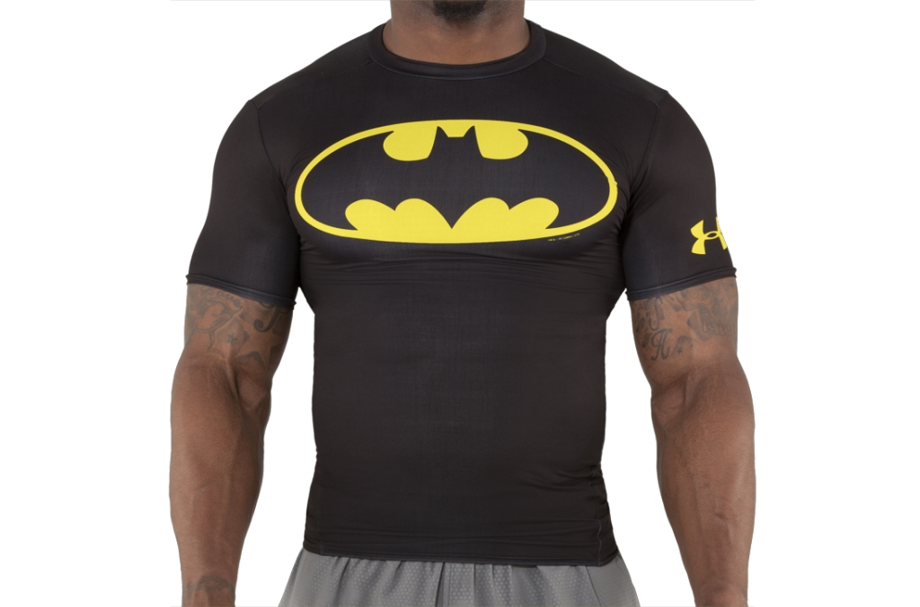 Under Armour Under Armour Alter Ego Short Sleeve Compression Shirt Black-30