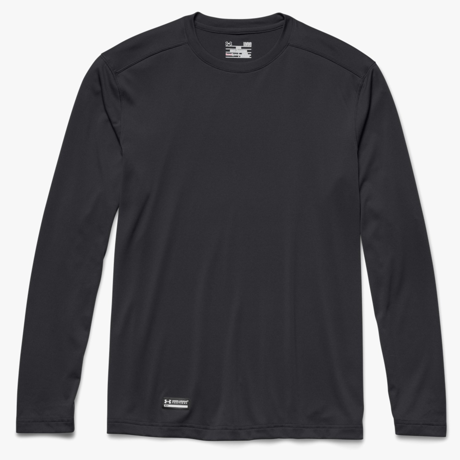 Under Armour Tactical UA Tech Long Sleeve T-Shirt Black-30