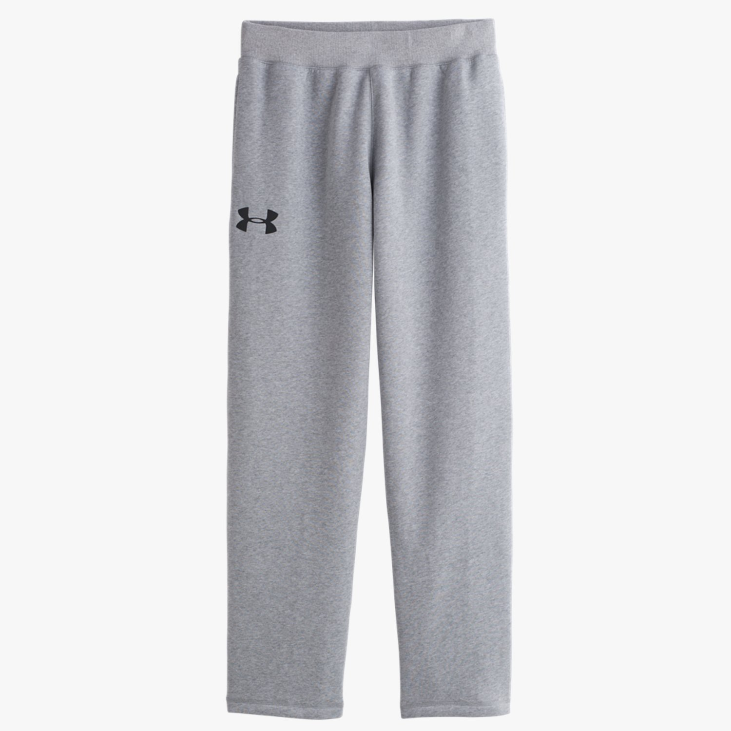 Under Armour Baumwollhose UA Rival Storm True Gray Heather/Black-30