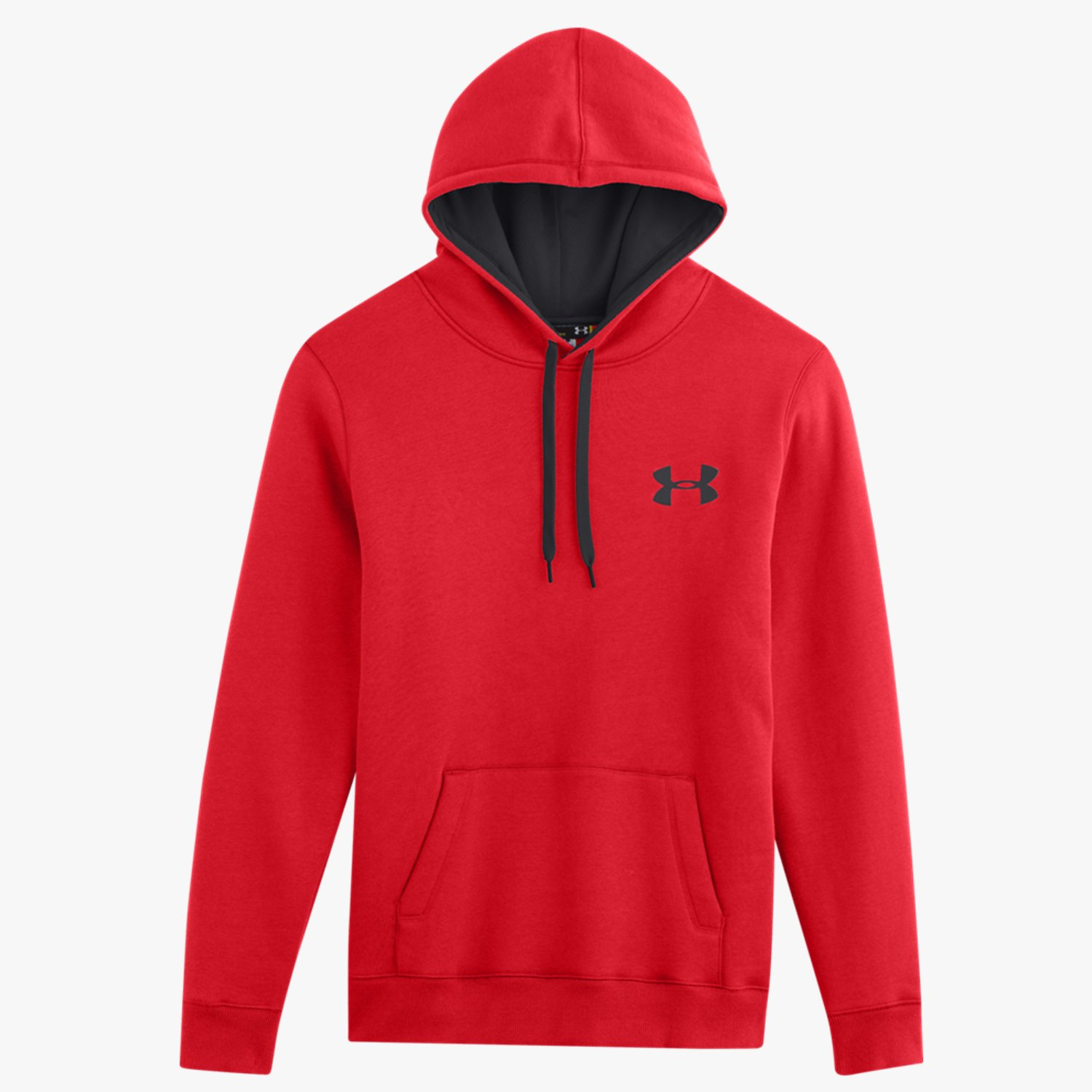 Under Armour UA Storm Rival Hoodie Risk Red/Black-30