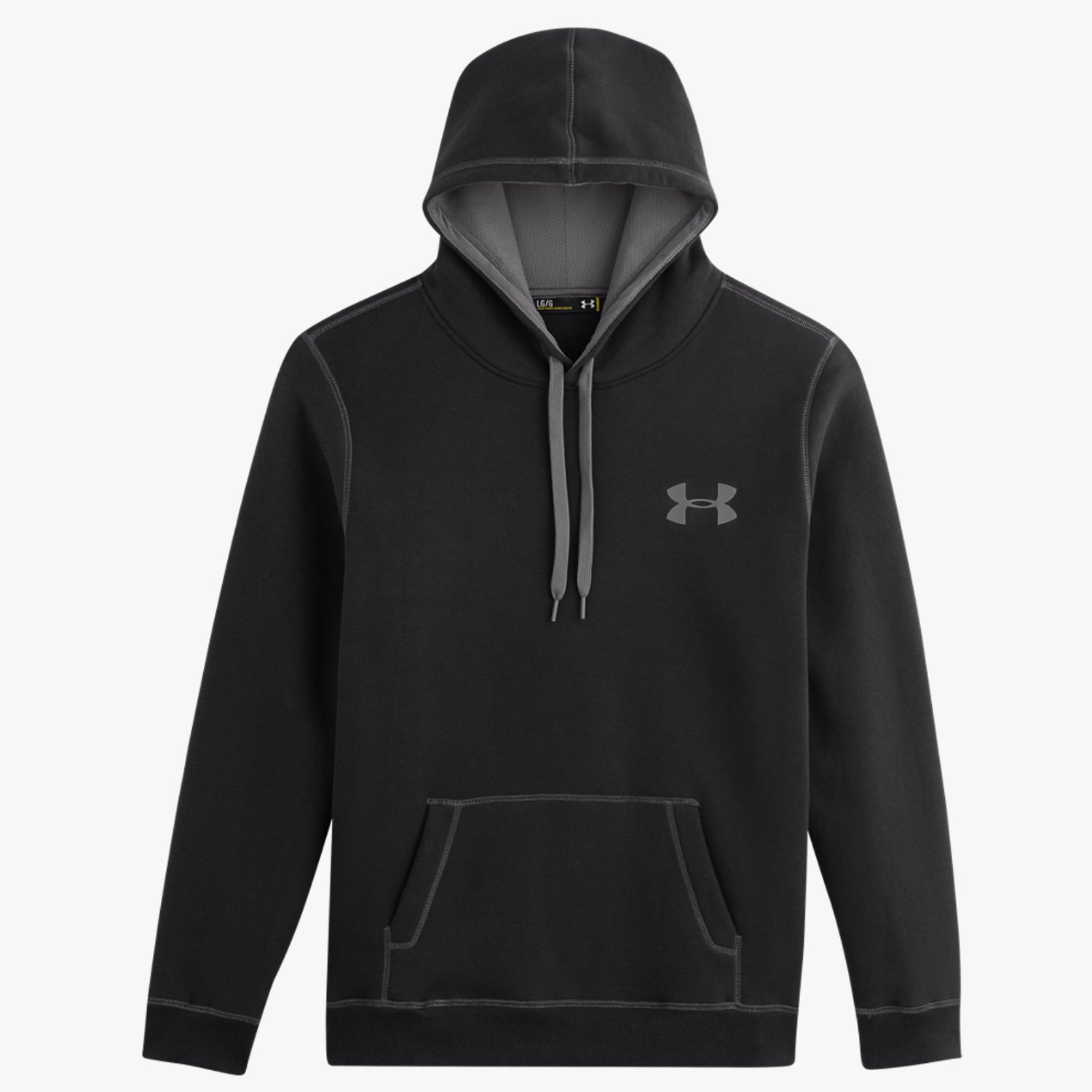 Under Armour UA Storm Rival Hoodie Black/White/White-30