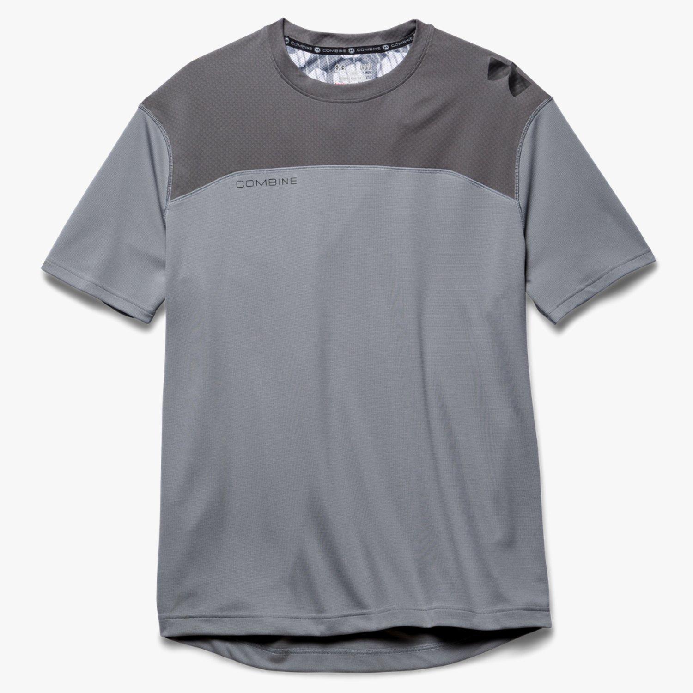 Under Armour UA Combine Training Acceleration T-Shirt Steel/Graphite/Black-30
