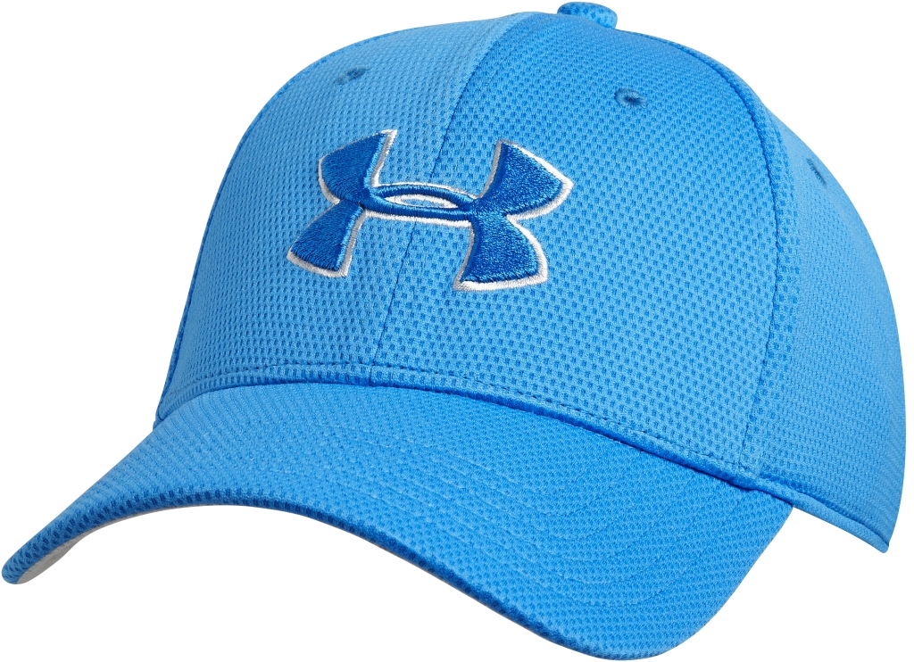 Under Armour UA Blitzing II Stretch Fit Cap Blue Jet/Blue Jet-30