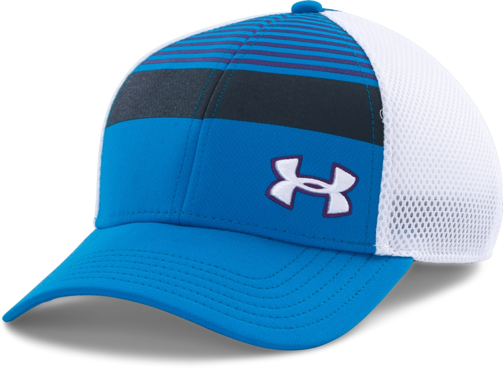Under Armour Eagle Cap 2.0 Blue Jet/Academy Twist/White-30