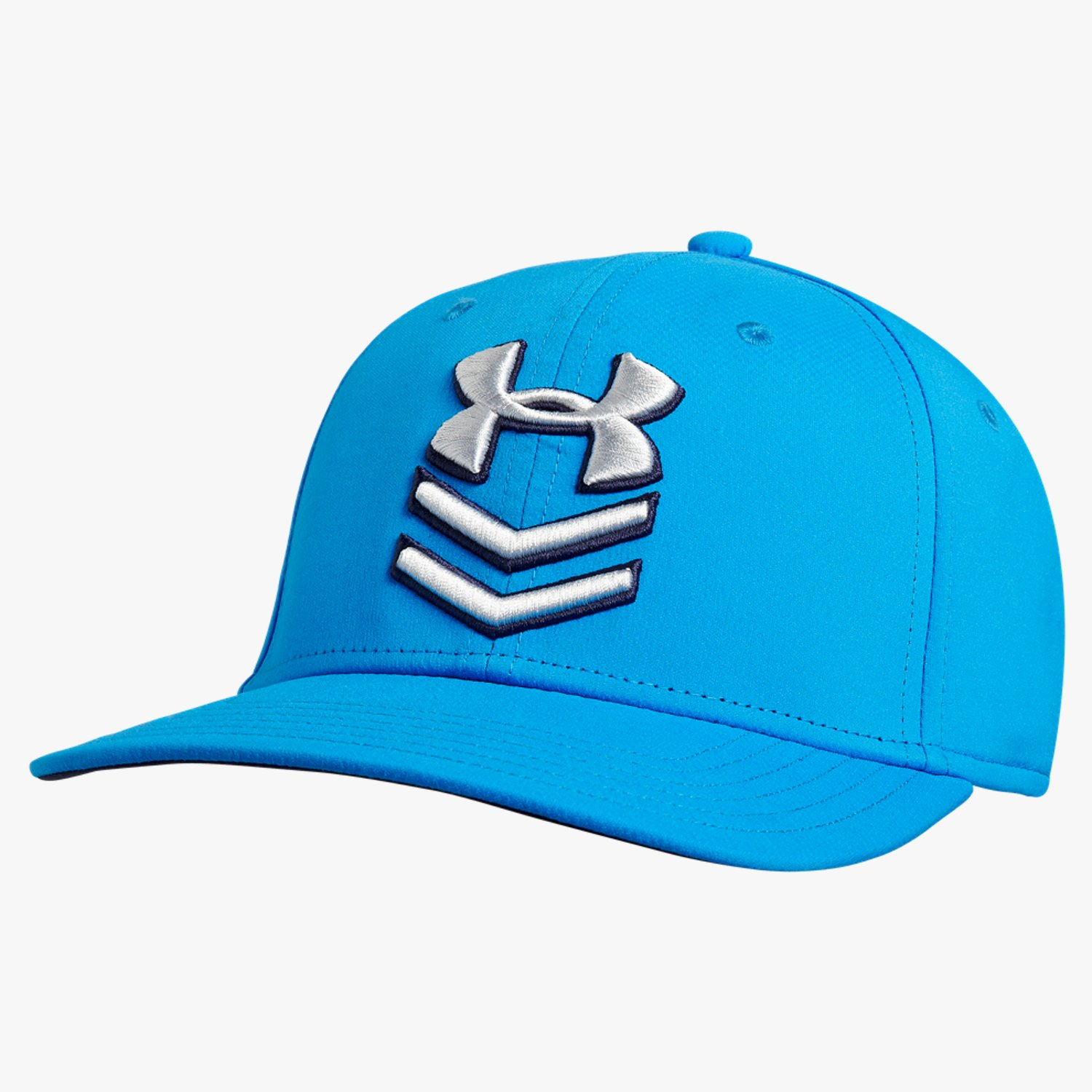 Under Armour UA Undeniable Stretch Fit Cap Blue Jet/Midnight Navy-30