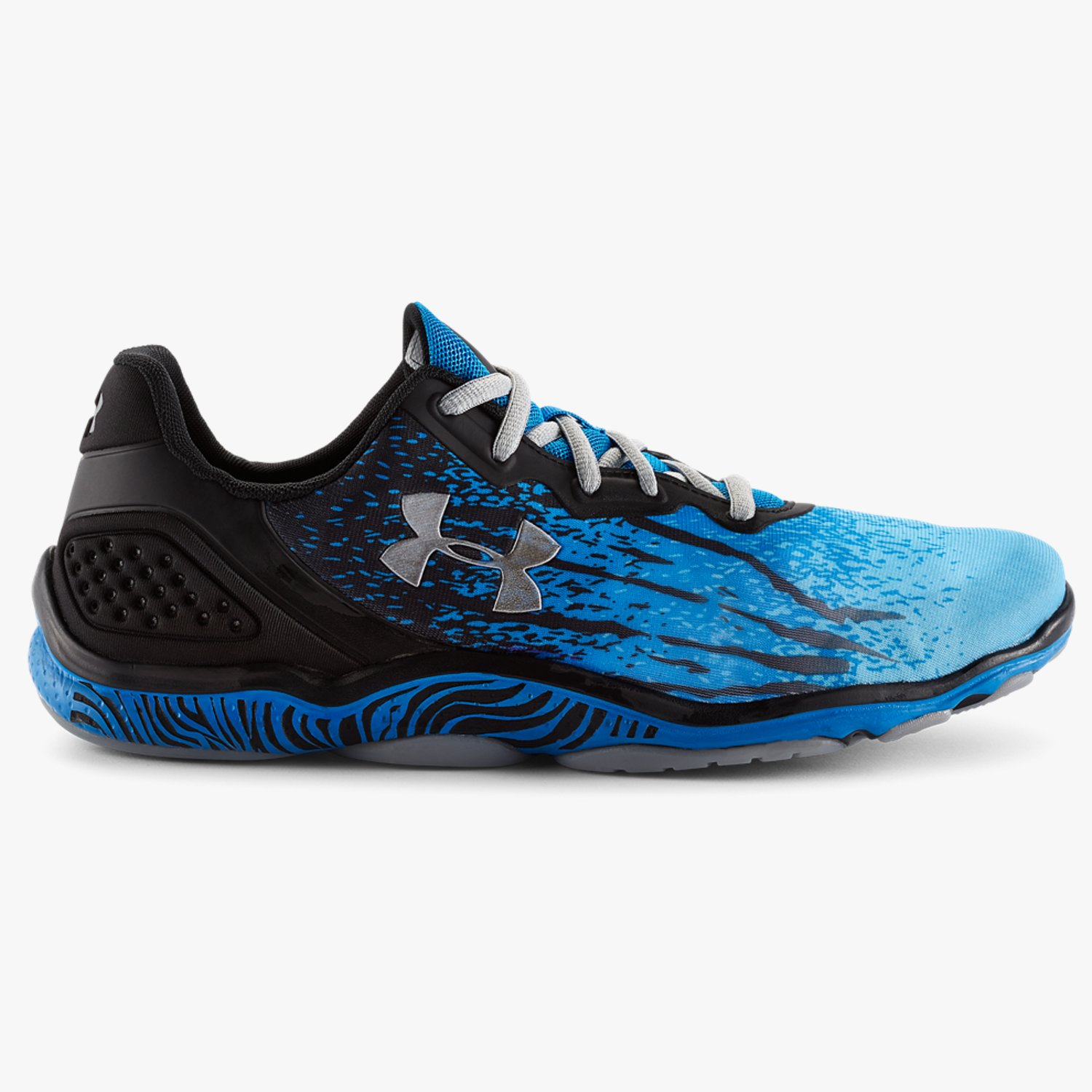 Under Armour UA Micro G Sting Training Shoes Blue Jet/Island Blue/Black-30