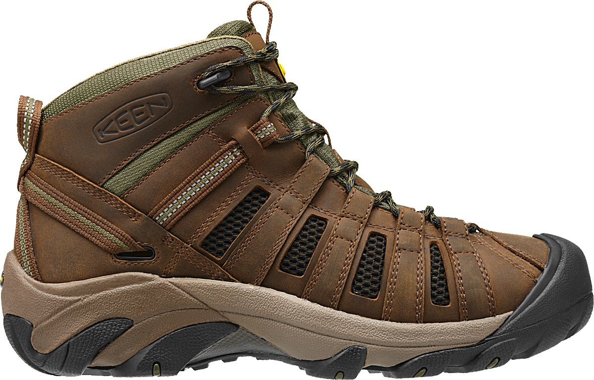 Keen Yoyageur MID Dark Earth/Burnt Olive-30