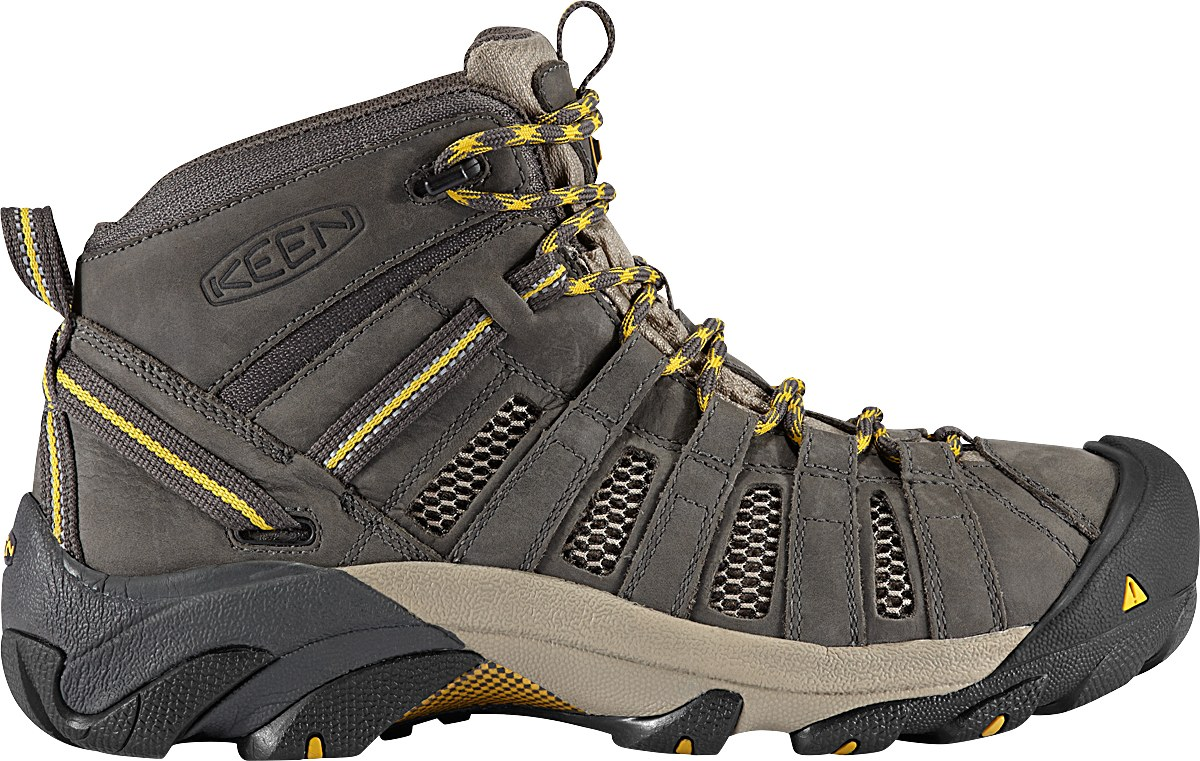 Keen Yoyageur MID Raven/Tawny Olive-30