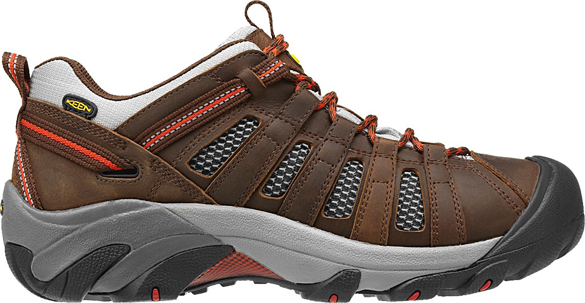 Keen Yoyageur Cascade Brown/Super Orange-30