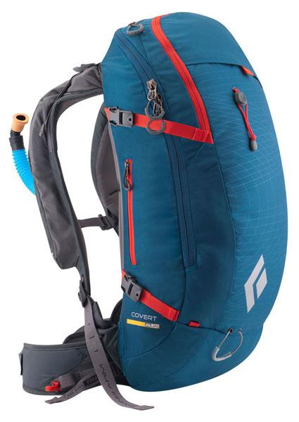 Black Diamond Covert Avalung Moroccan Blue-30