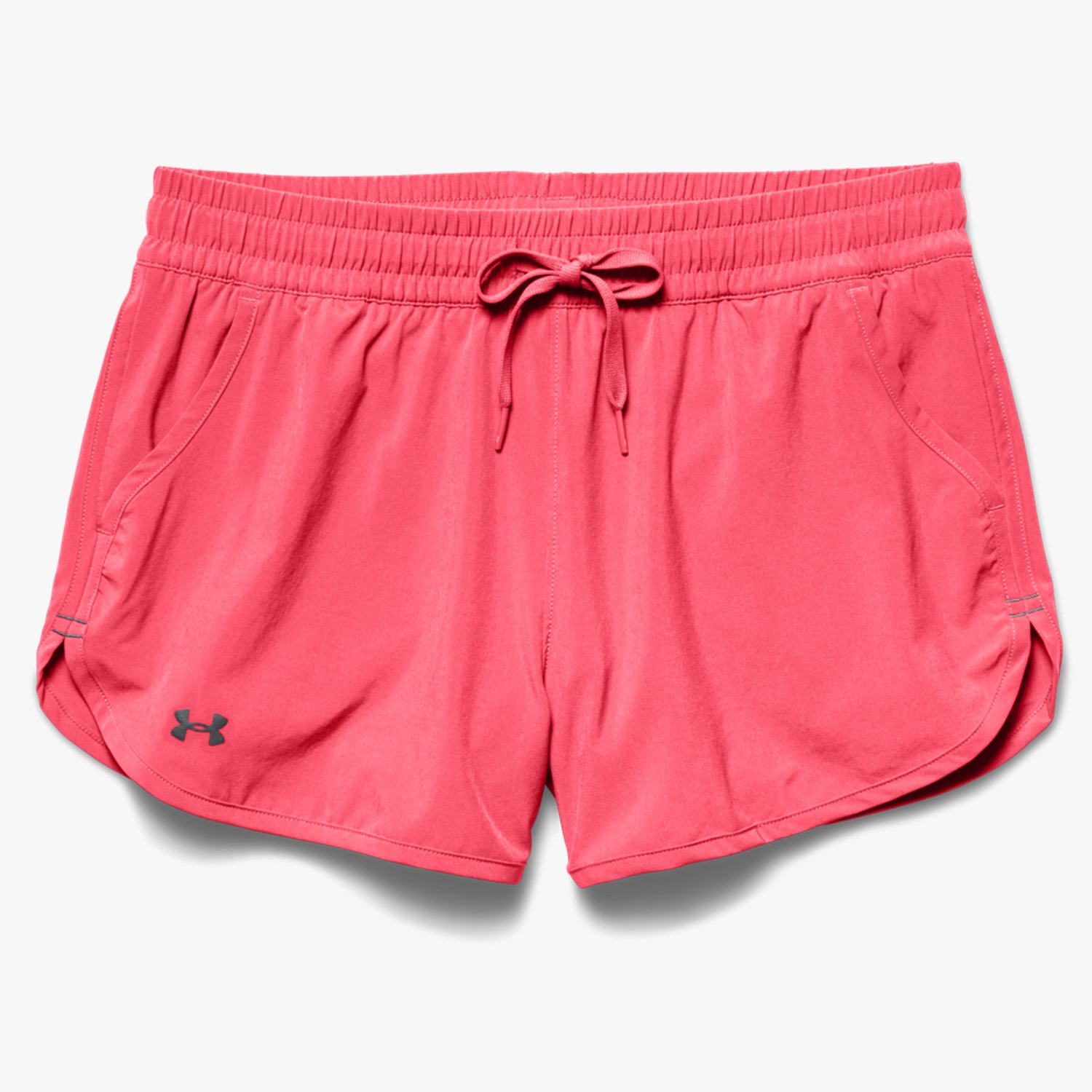 Under Armour UA 2X Rally Shorts Pink Shock/Black-30
