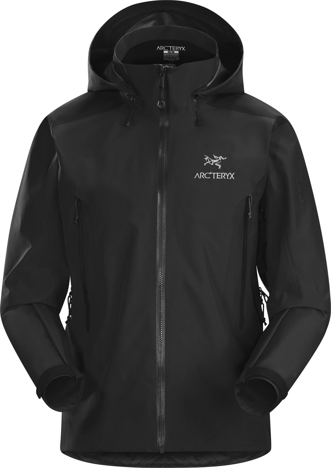 Arcteryx Beta AR Jacket Men's Black-30