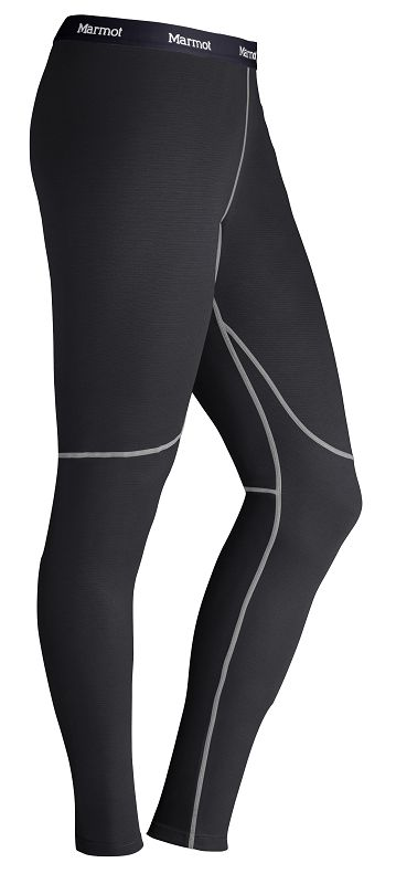 Marmot Wm's ThermalClime Sport Tight Black-30