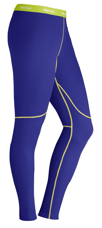 Marmot Wm's ThermalClime Sport Tight Electric Blue-30
