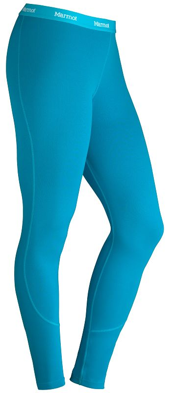 Marmot Wm's ThermalClime Pro Tight Aqua Blue-30