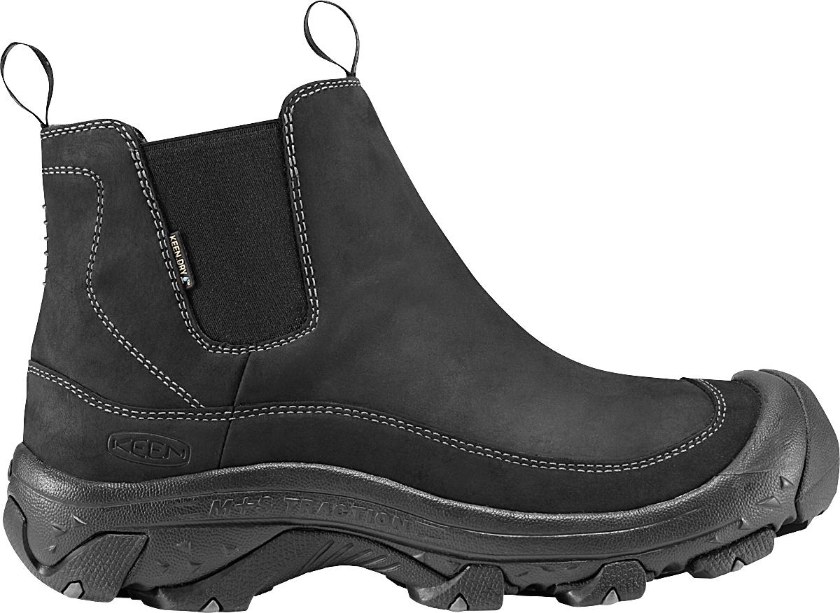 Keen Anchorage Boot Black/Gargoyle-30