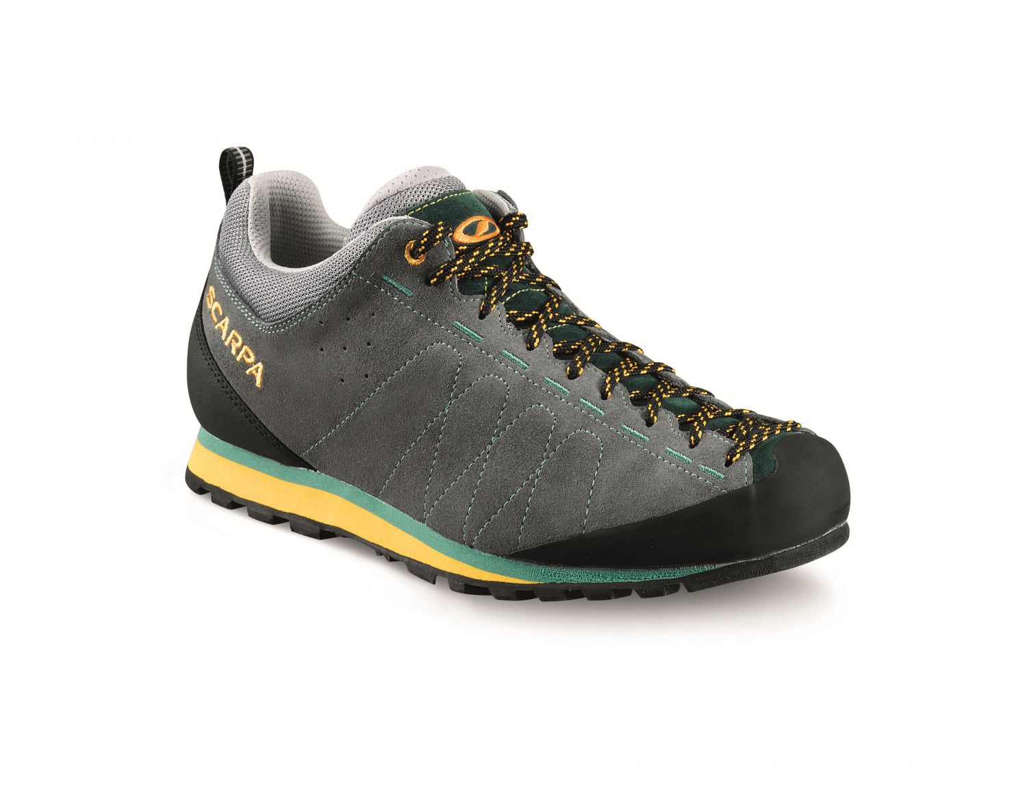 Scarpa - Agile Smoke-Northsea - Approach Shoes - 43