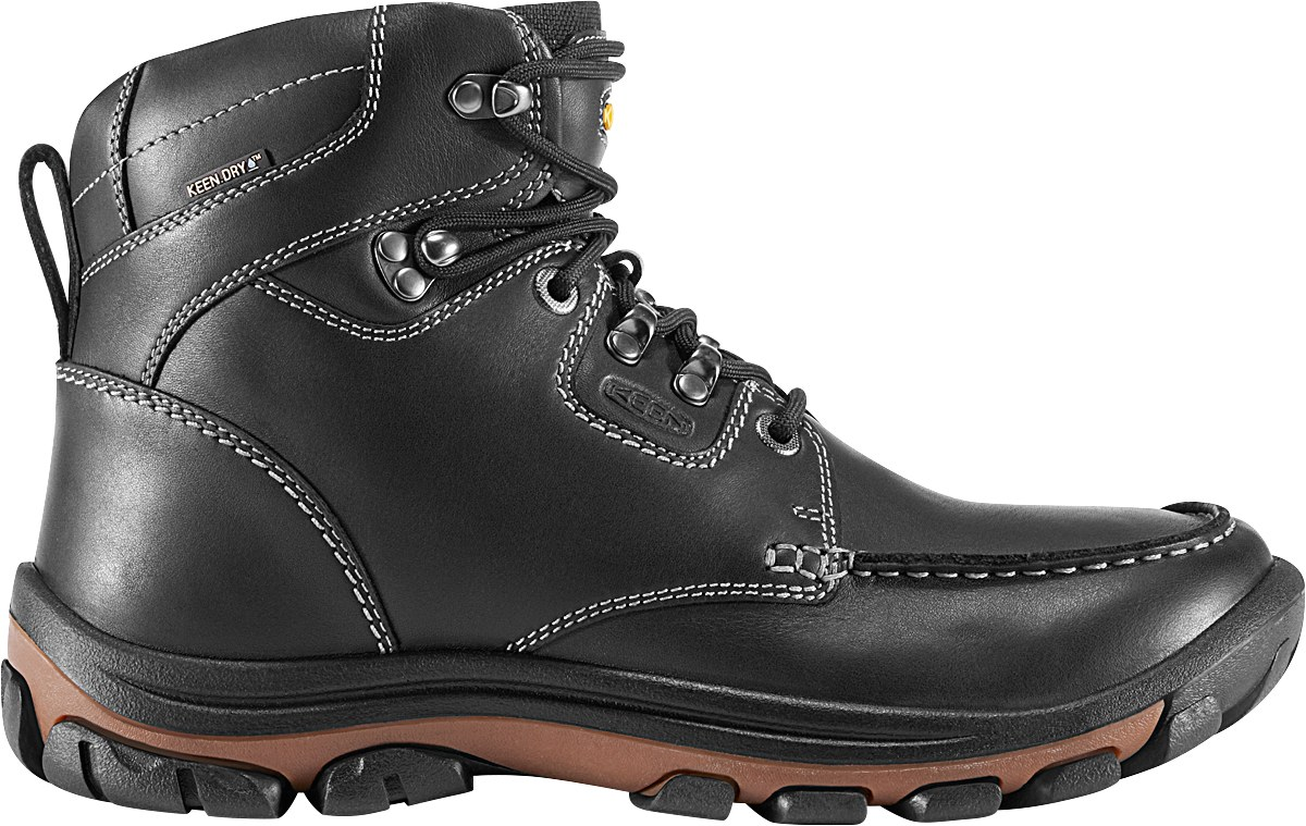 Keen Nopo Boot Black Full Grain-30