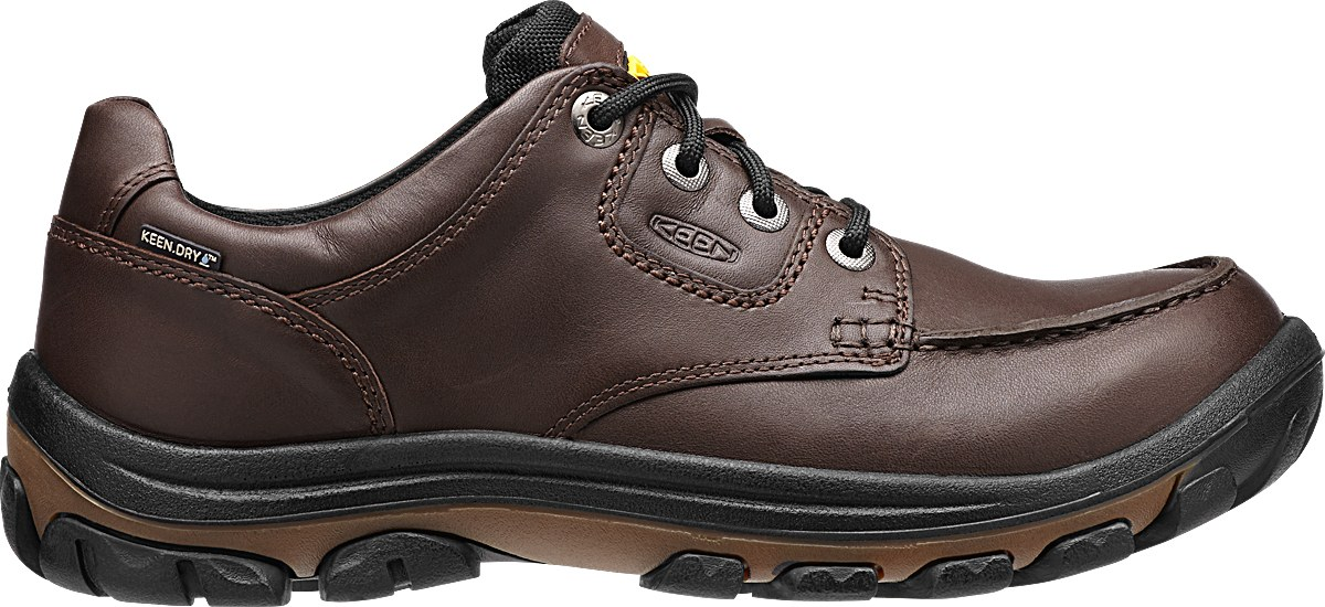 Keen Nopo Lace Brown Full Grain-30