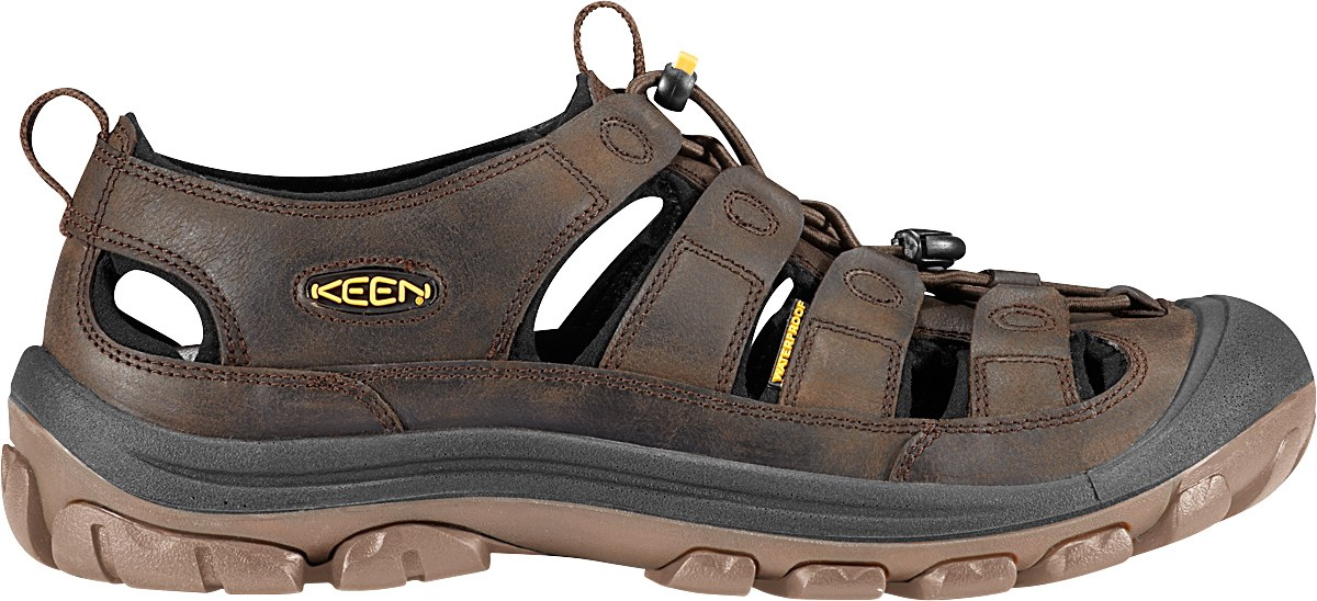 Keen Glisan Sandal Chocolate Brown-30