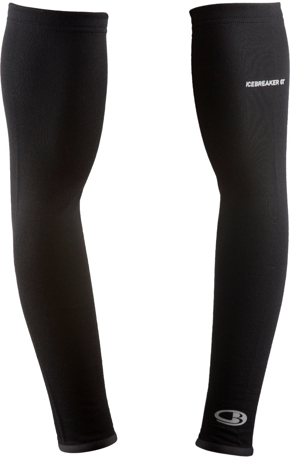Icebreaker Quantum Arm Warmers Black-30
