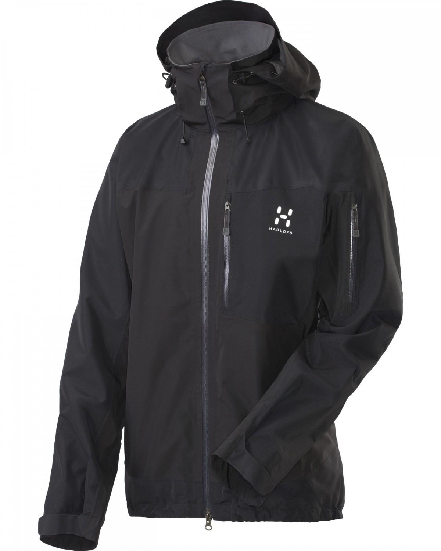 Haglofs Verte II Jacket True Black-30