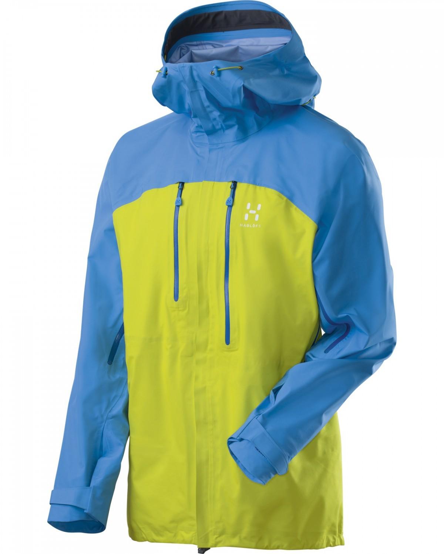 Haglofs Rando Pro Jacket Firefly/Aero Blue-30
