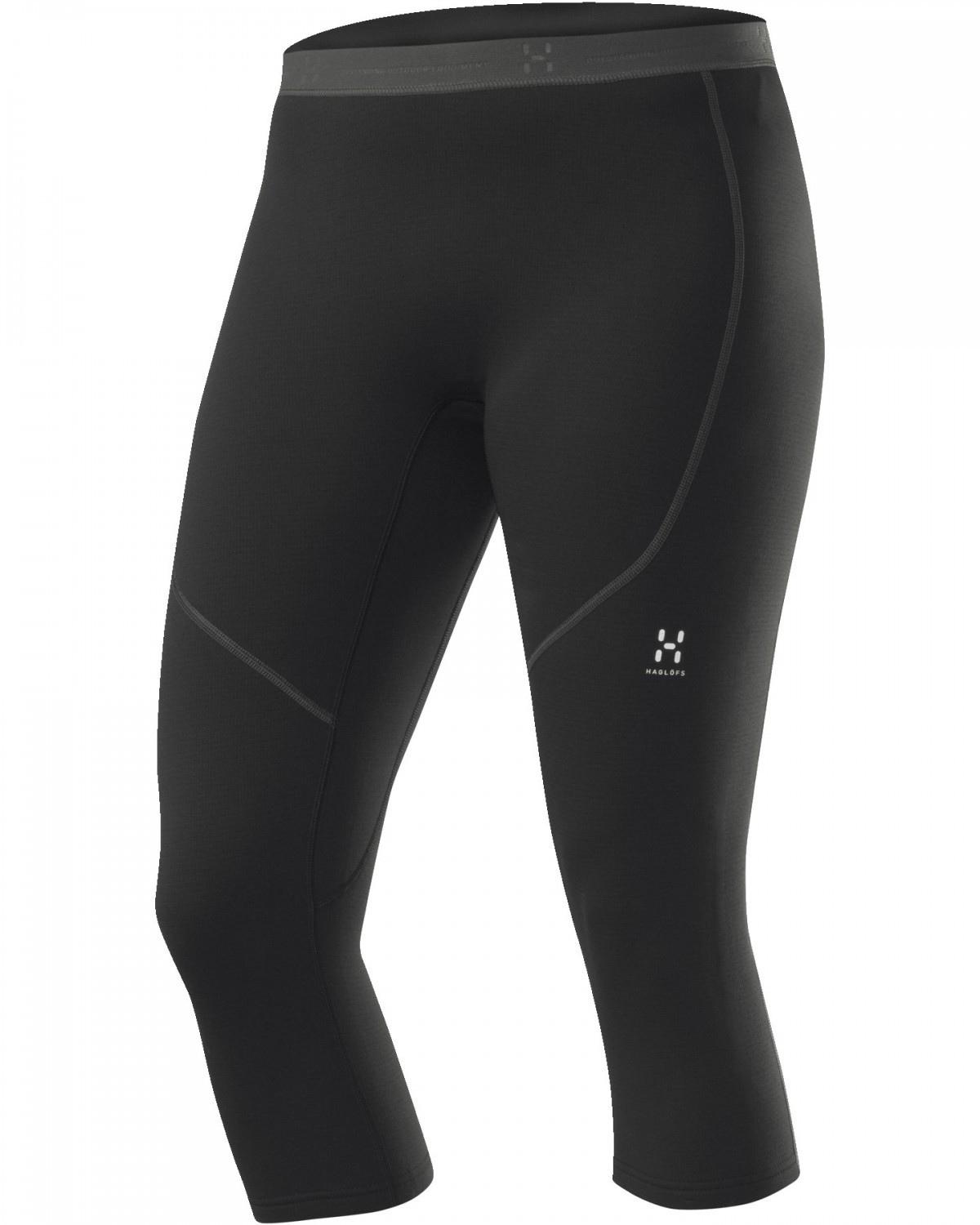 Haglofs Actives Warm II Q Short John True Black-30