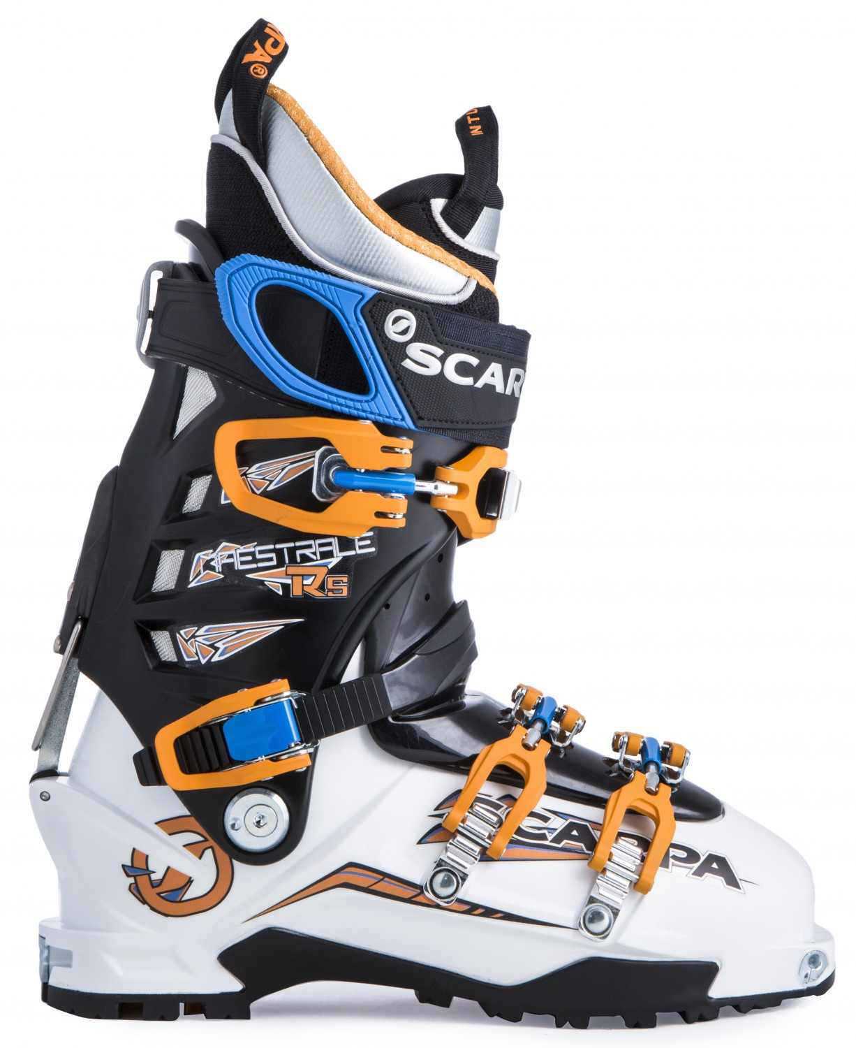 Scarpa Maestrale RS White/Orange-30