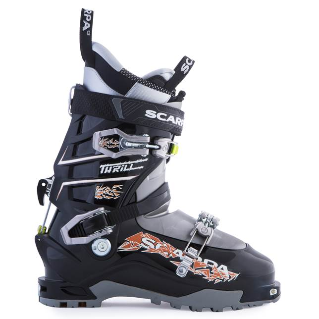 Scarpa Thrill Black-30