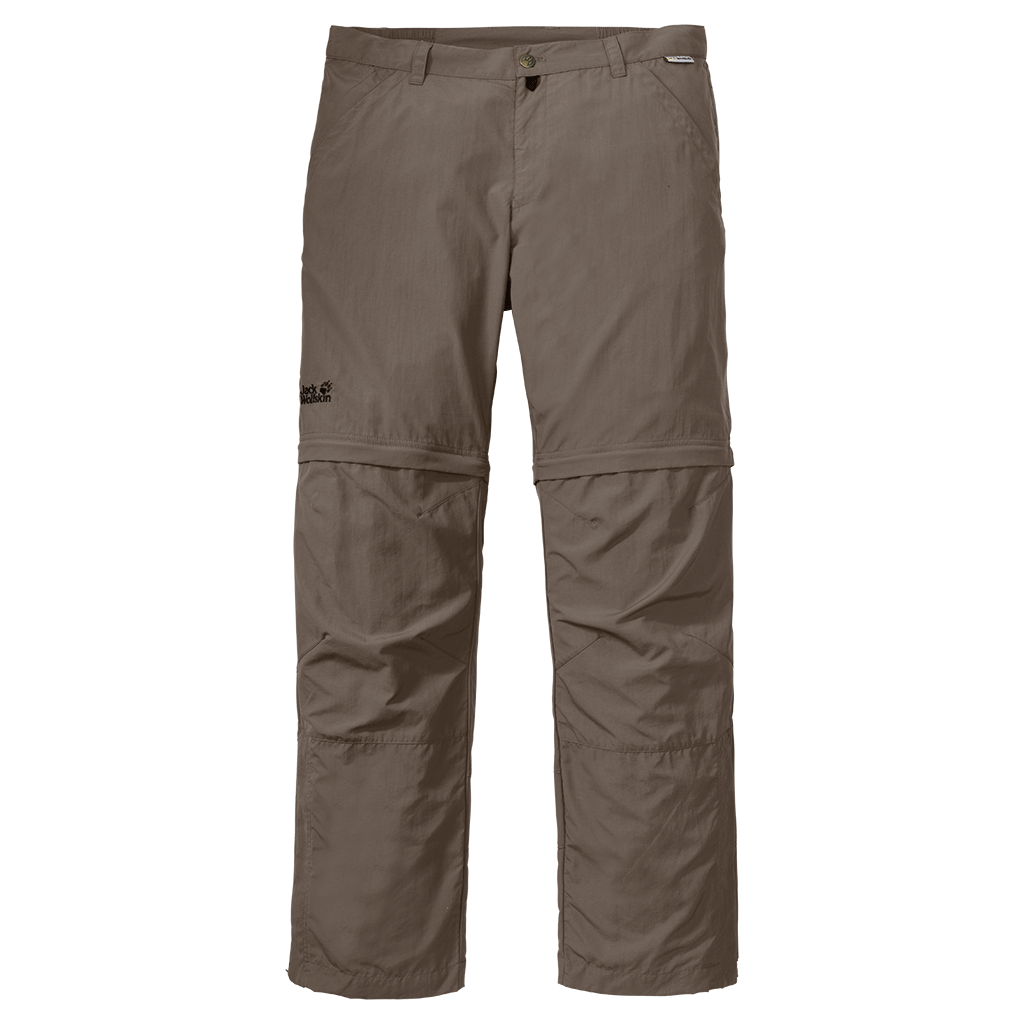 Jack Wolfskin Canyon Zip Off Pants Men siltstone-30