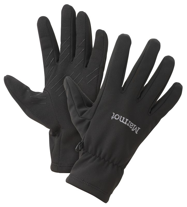Marmot Connect Softshell Glove Black-30