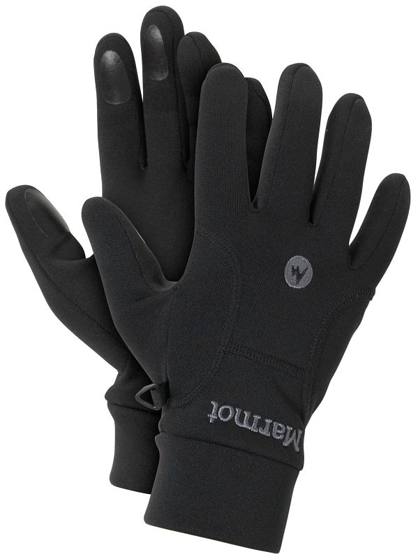 Marmot Power Stretch Glove Black-30