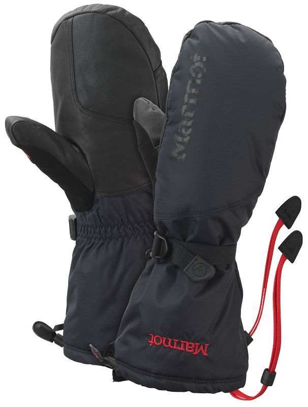 Marmot Expedition Mitt Black-30