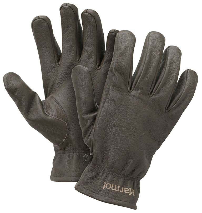 Marmot Basic Work Glove Dark Brown-30