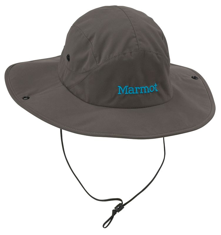 Marmot Simpson Sun Hat Slate Grey-30