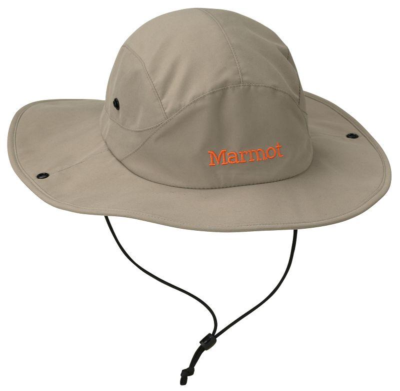Marmot Simpson Sun Hat Desert Khaki-30
