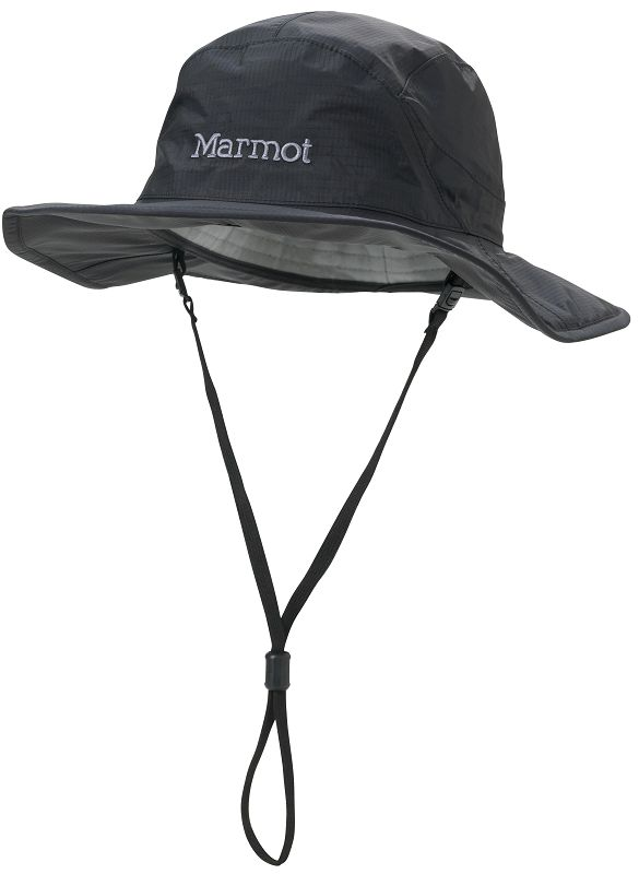 Marmot PreCip Safari Hat Black-30