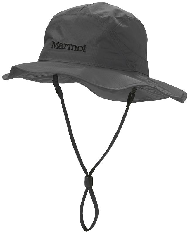 Marmot PreCip Safari Hat Slate Grey-30