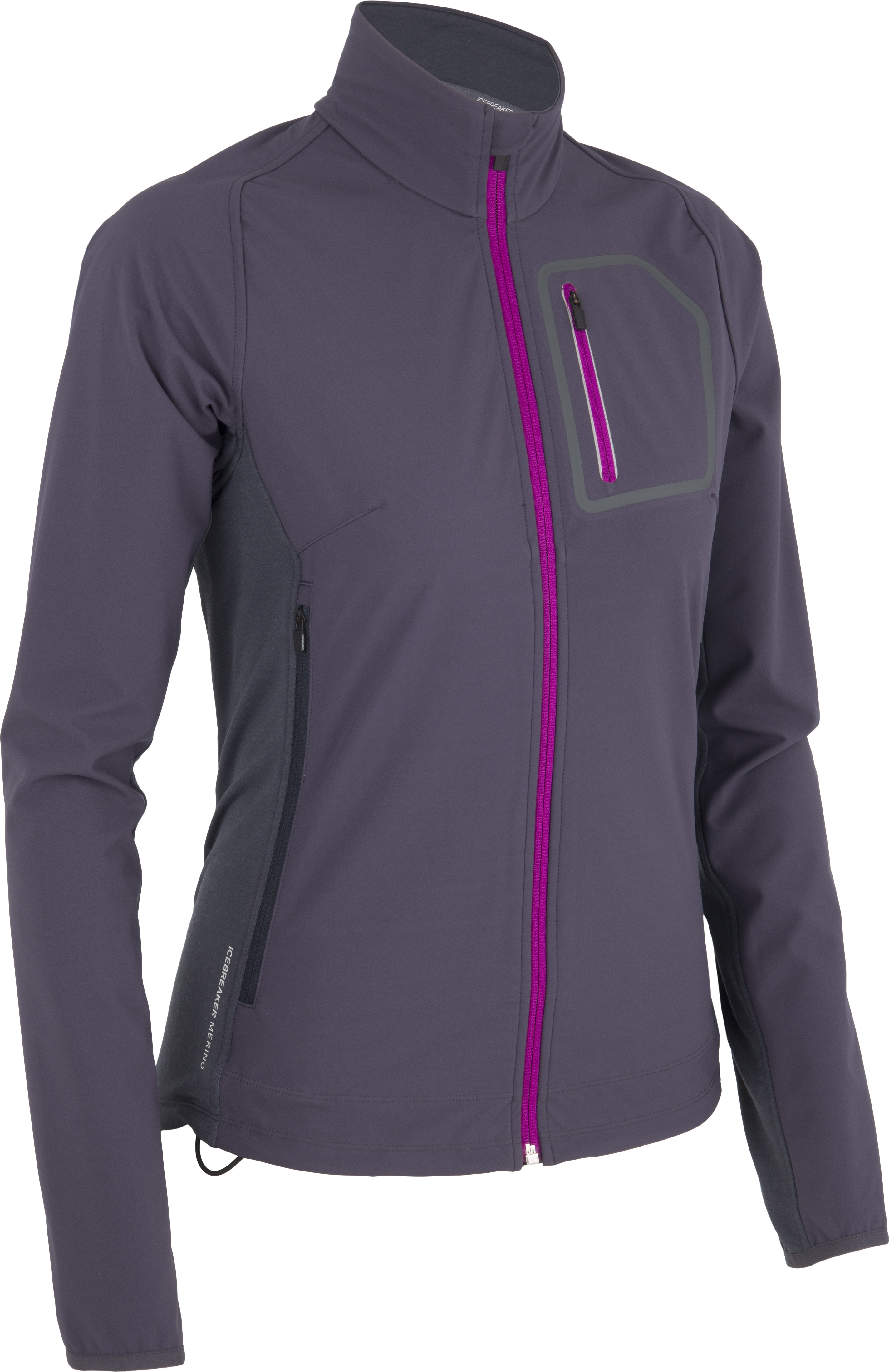 Icebreaker Gust Jacket Panther-30