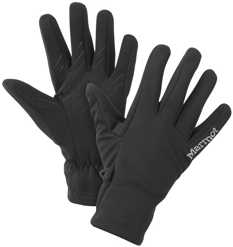 Marmot Wm's Connect Softshell Glove Black-30