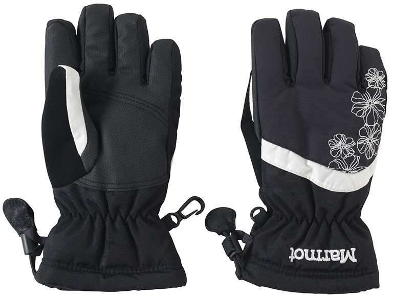 Marmot Girl's Glade Glove Black-30