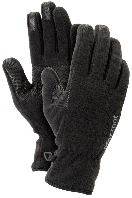 Marmot Wm's Windstopper Glove Black-30