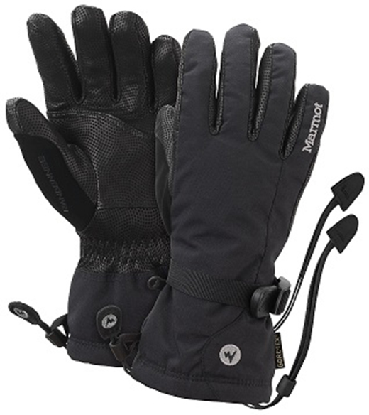 Marmot Wm's Randonnee Glove Black-30