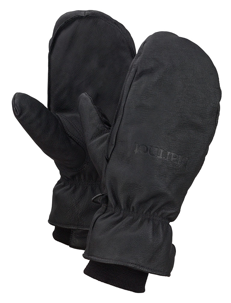 Marmot Basic Ski Mitt Black-30