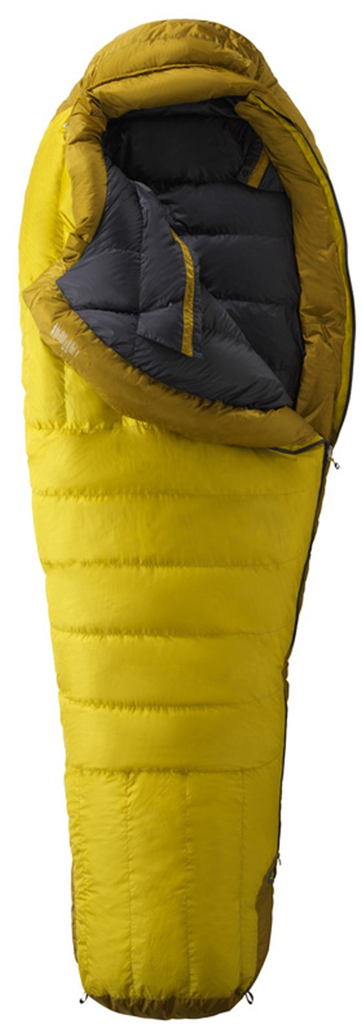 Marmot Col MemBrain Long Yellow Vapor/Green Wheat-30