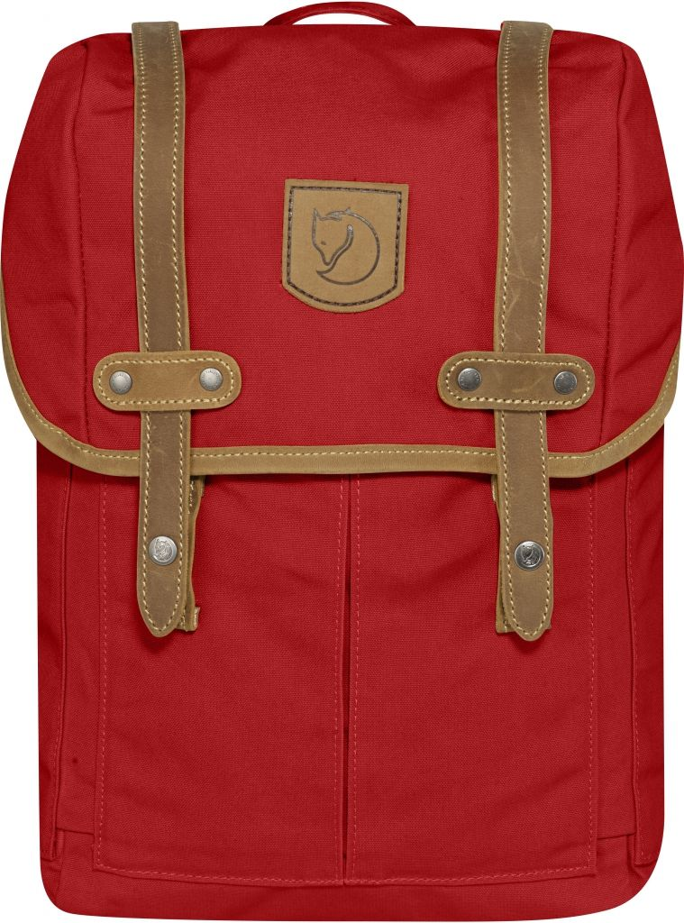 FjallRaven Rucksack No.21 Mini Red-30